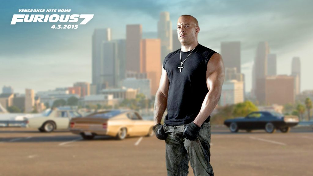 Furious 7 HD Full HD Wallpaper