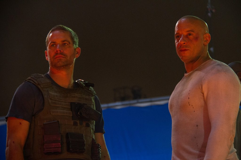 Furious 7 HD Wallpaper
