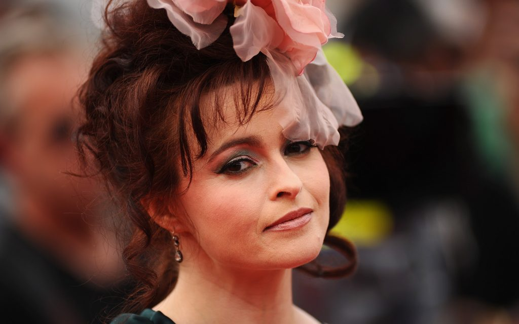 Helena Bonham Carter Widescreen Wallpaper
