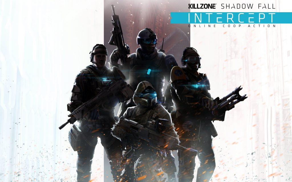 Killzone: Shadow Fall Widescreen Wallpaper