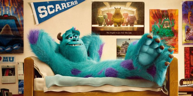Monsters University Backgrounds