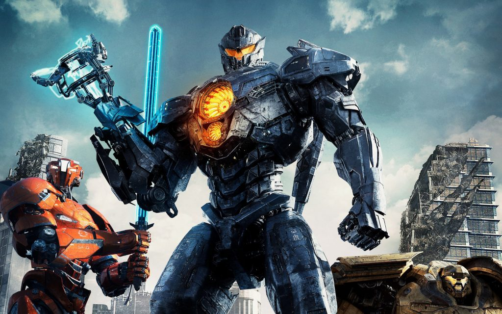 Pacific Rim: Uprising Widescreen Wallpaper