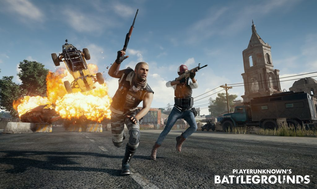 Playerunknown's Battlegrounds HD Wallpaper