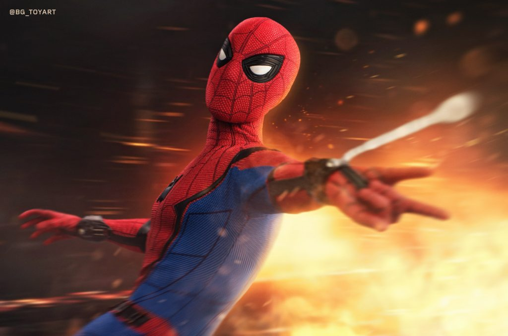 Spider-Man: Homecoming HD Background