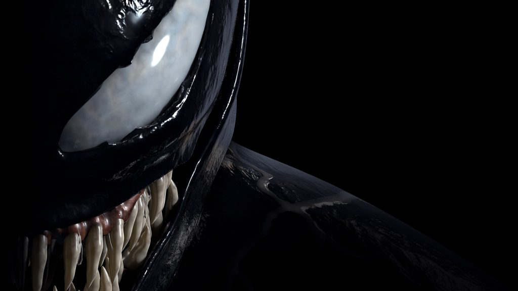 Venom Dual Monitor Background