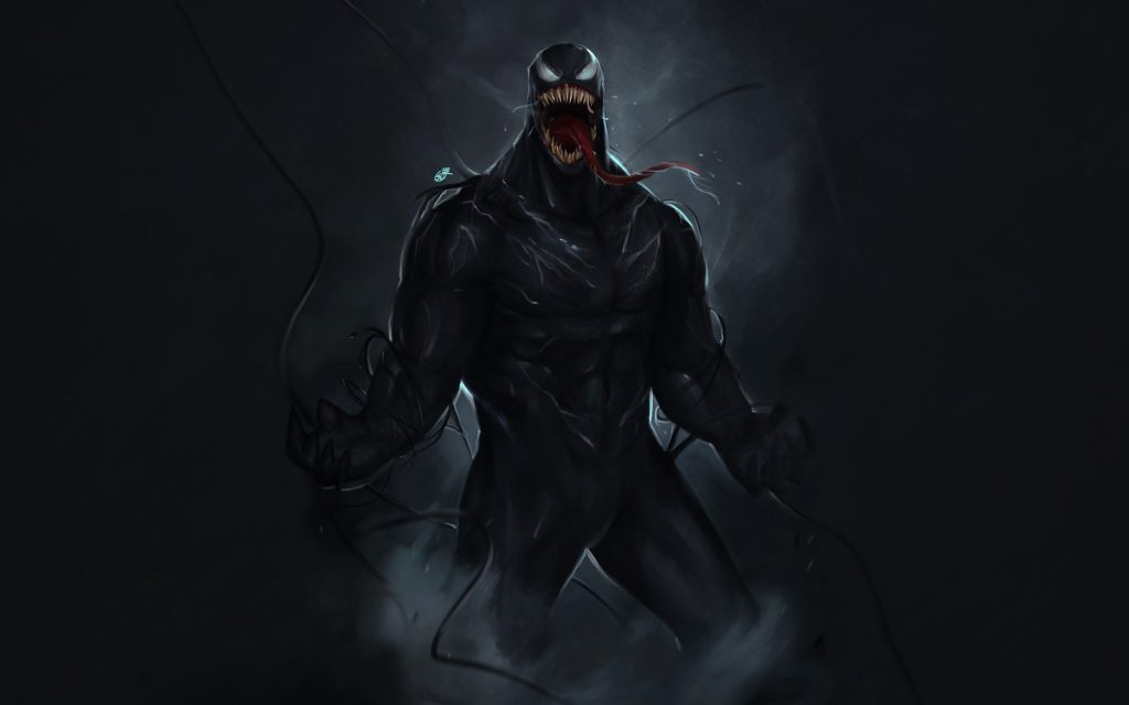Venom Widescreen Background