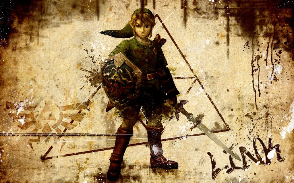 Zelda HD Widescreen Wallpaper