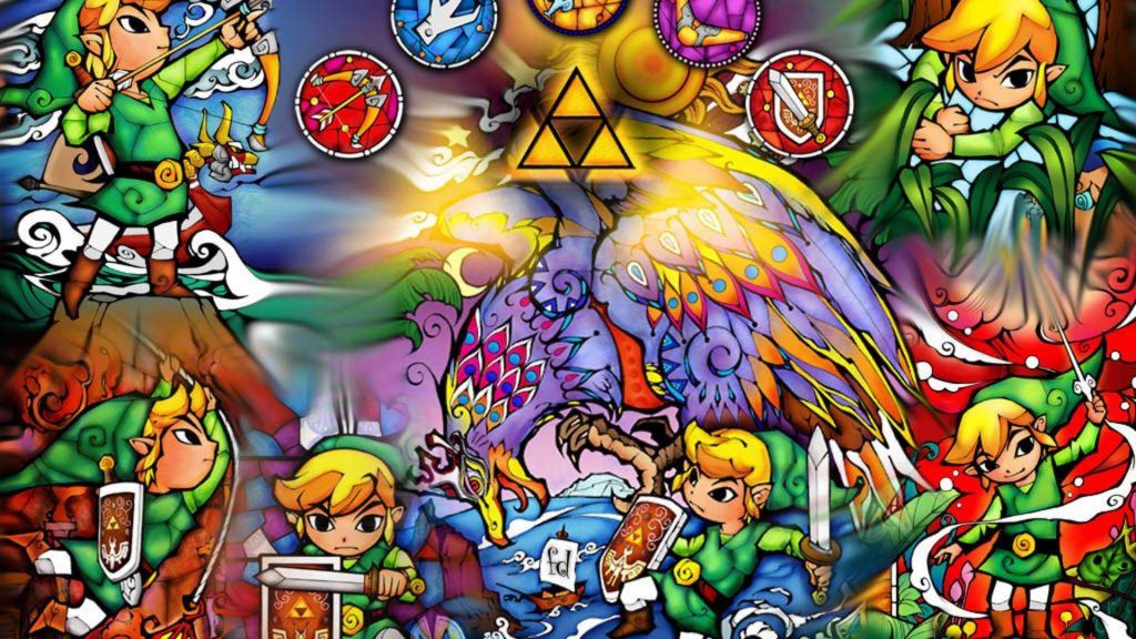Zelda HD Full HD Wallpaper