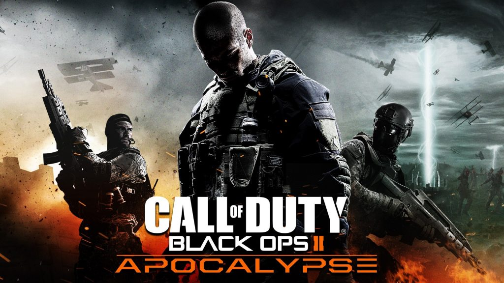 Call Of Duty: Black Ops II Full HD Wallpaper