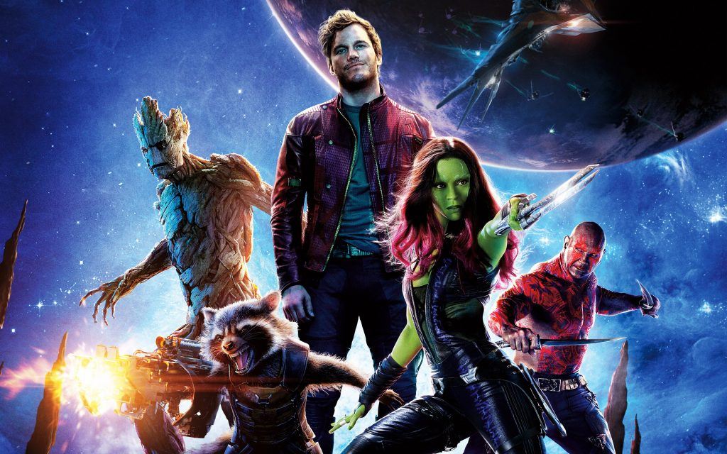 Guardians Of The Galaxy HD Widescreen Wallpaper