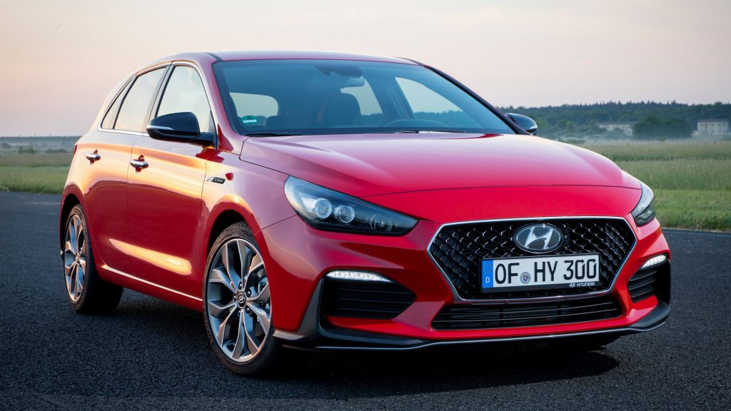 Hyundai i30 Full HD Wallpaper