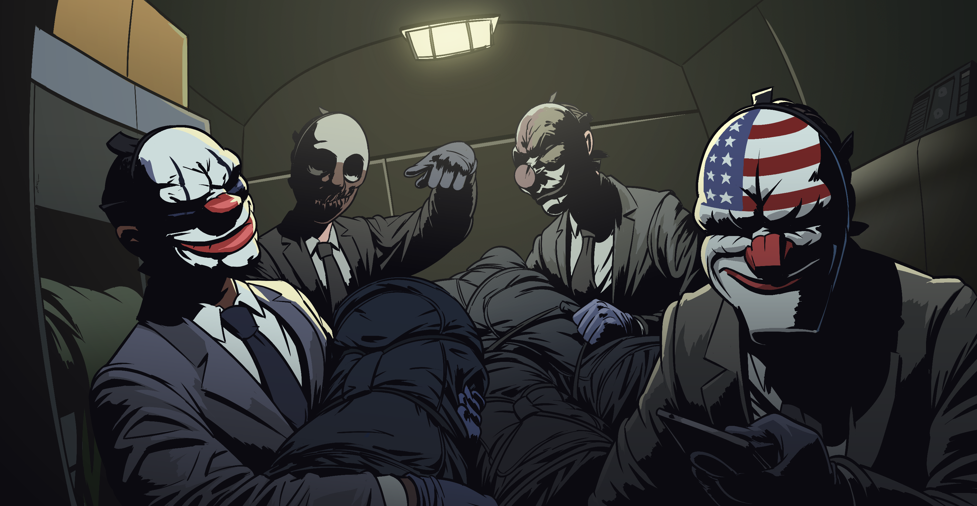 Payday 2 Wallpapers, Pictures, Images