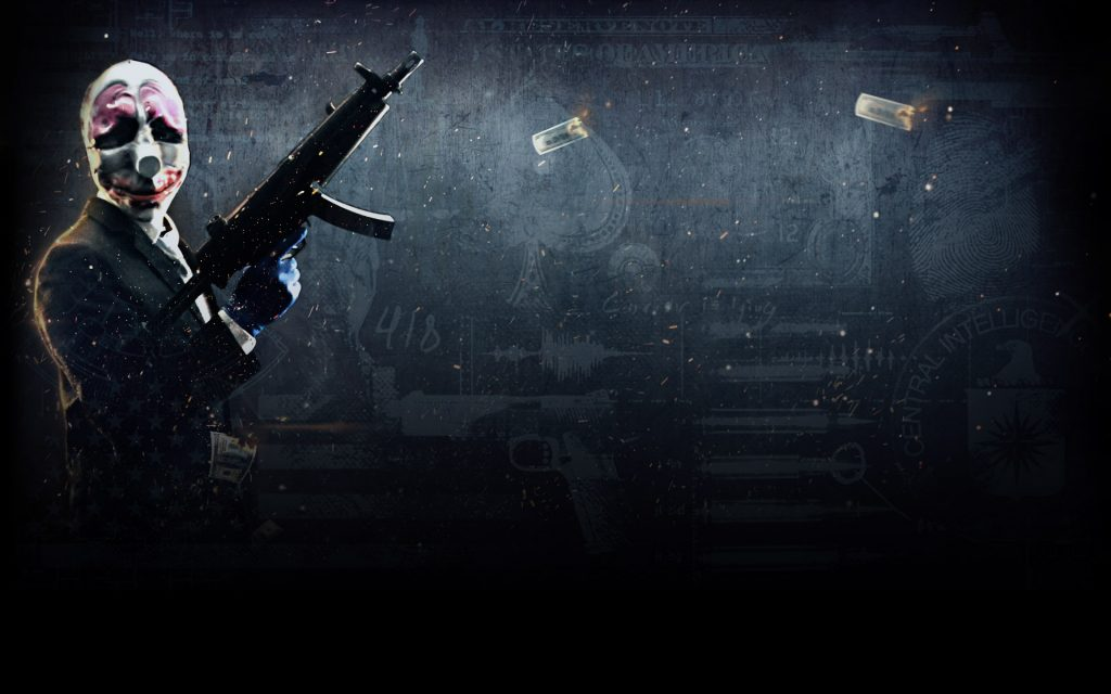 Payday 2 Widescreen Wallpaper