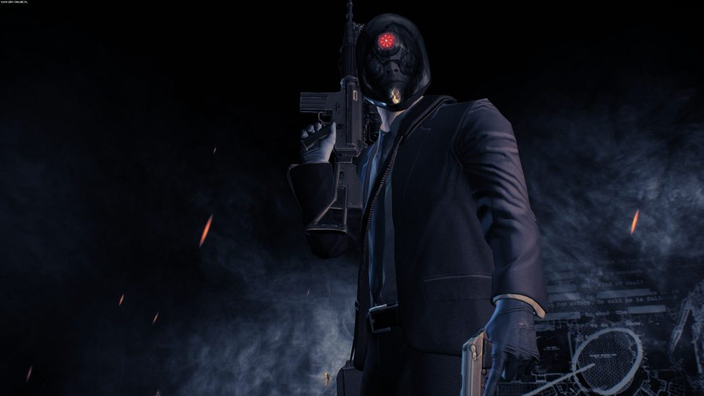 Payday 2 Full HD Wallpaper