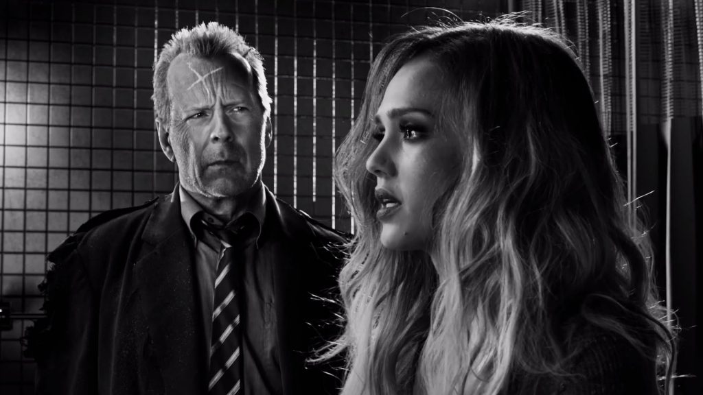 Sin City: A Dame To Kill For Full HD Wallpaper