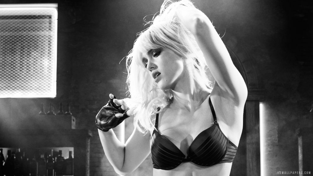 Sin City: A Dame To Kill For Quad HD Wallpaper