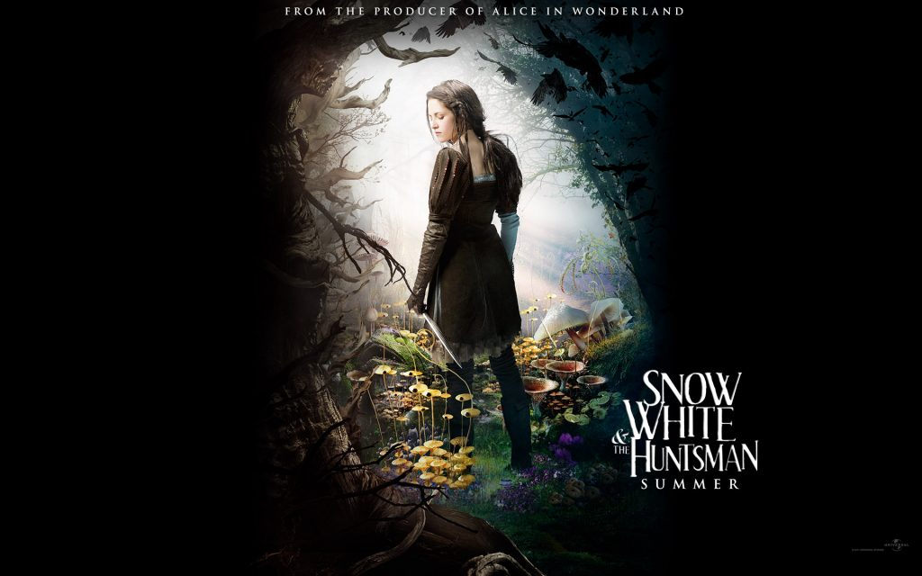 Snow White And The Huntsman Widescreen Wallpaper