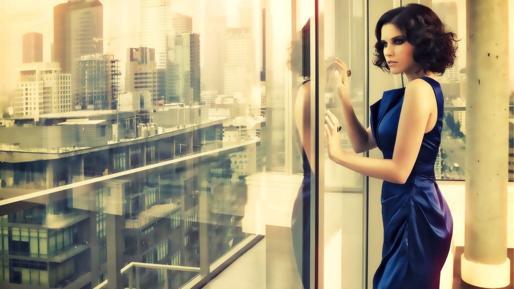 Sophia Bush HD Full HD Wallpaper