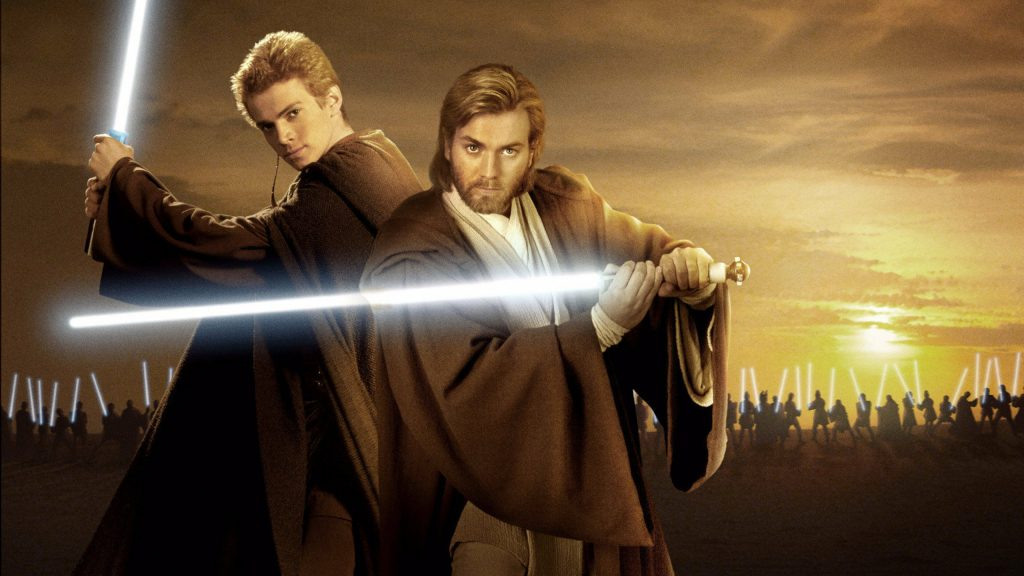 Star Wars Episode II: Attack Of The Clones Quad HD Wallpaper