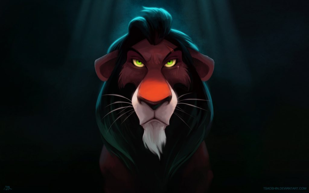 The Lion King HD Widescreen Wallpaper