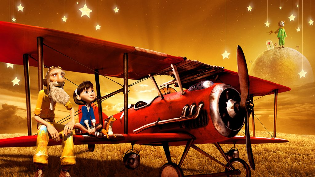 The Little Prince Full HD Wallpaper