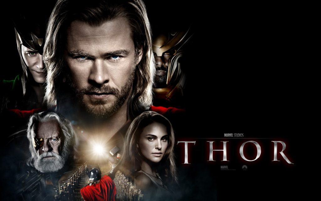 Thor Widescreen Background