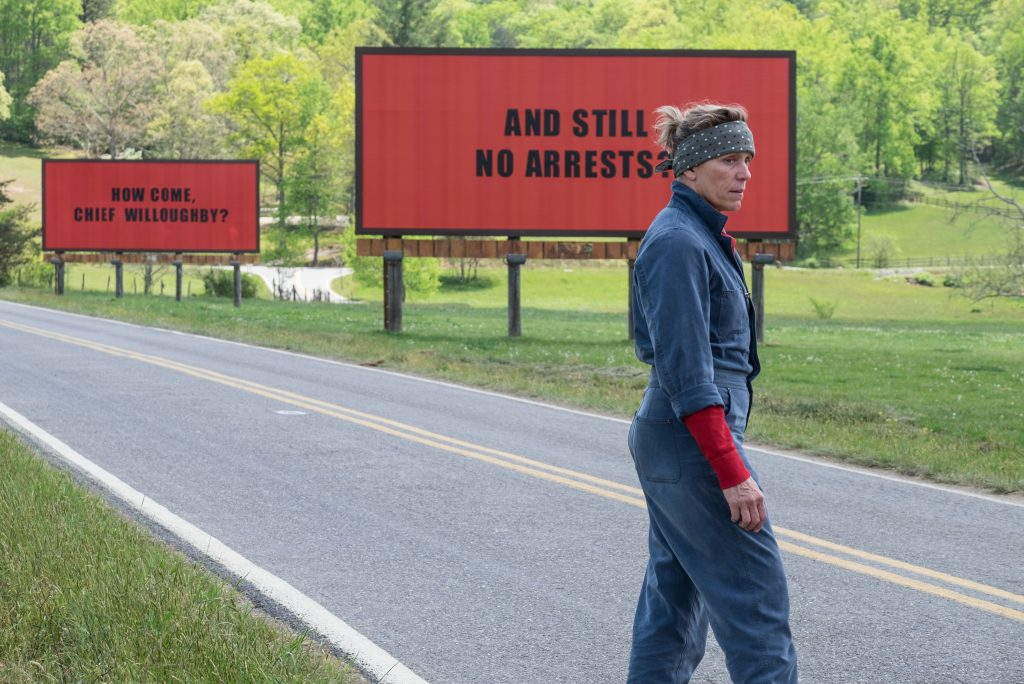 Three Billboards Outside Ebbing Wallpaper