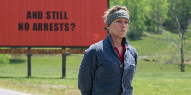 Three Billboards Outside Ebbing Wallpapers