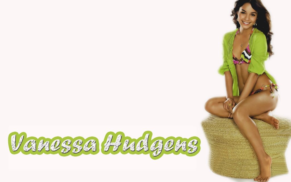 Vanessa Hudgens HD Widescreen Wallpaper