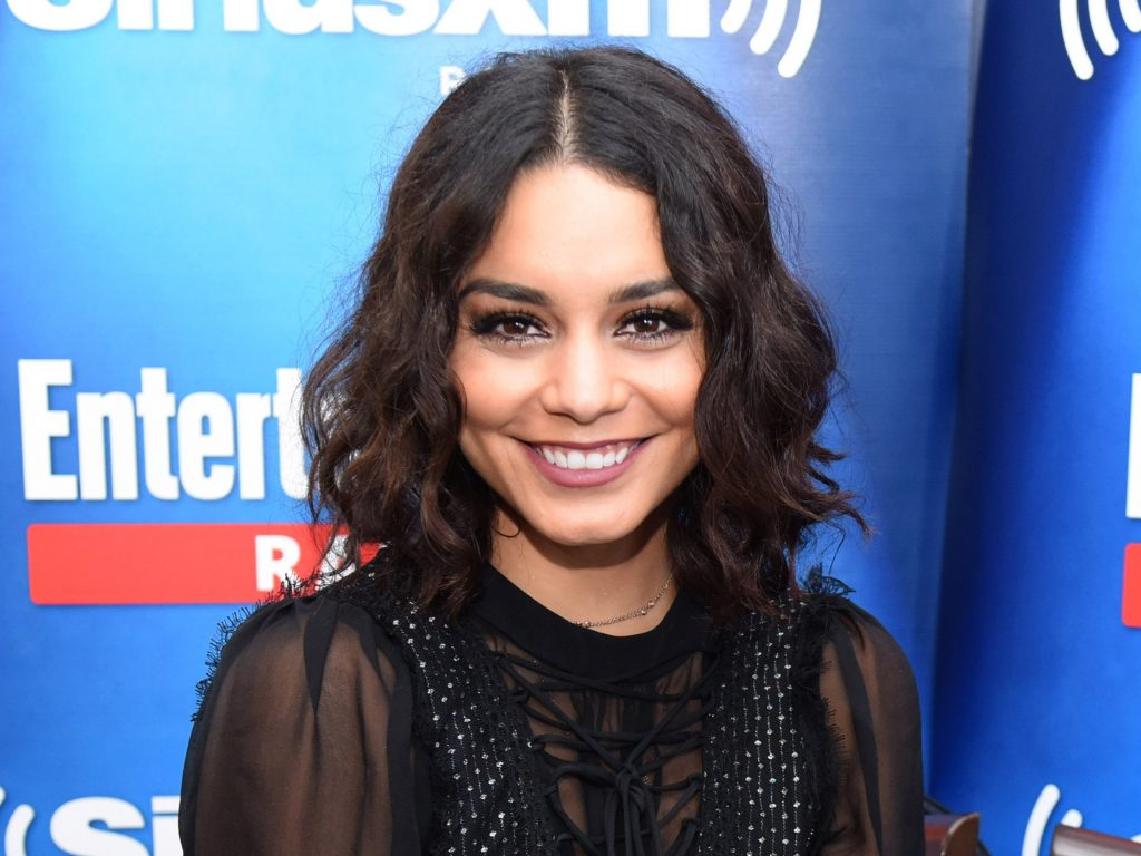 Vanessa Hudgens HD Wallpaper