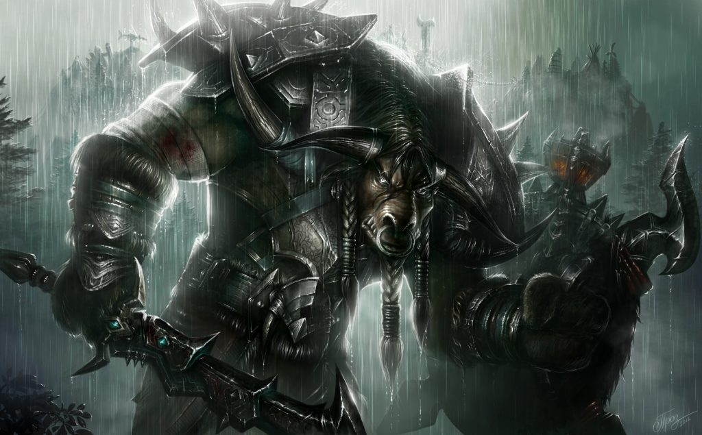 World Of Warcraft HD Wallpaper