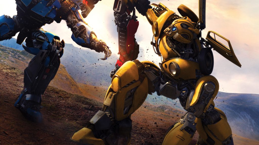 Bumblebee 8K UHD Wallpaper