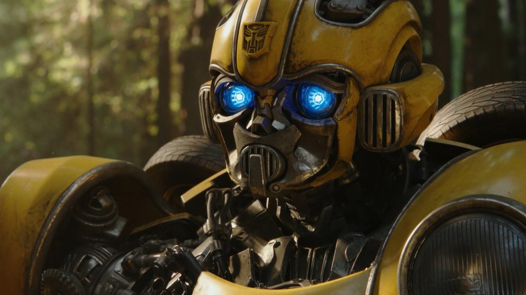 Bumblebee 4K UHD Wallpaper