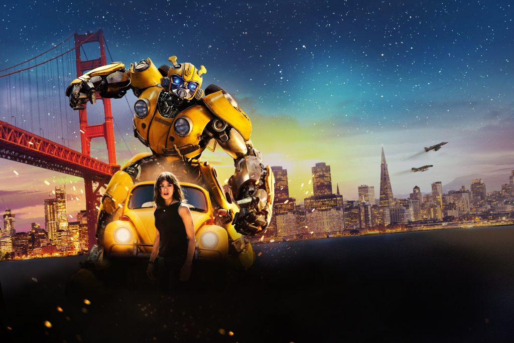 Bumblebee Wallpaper