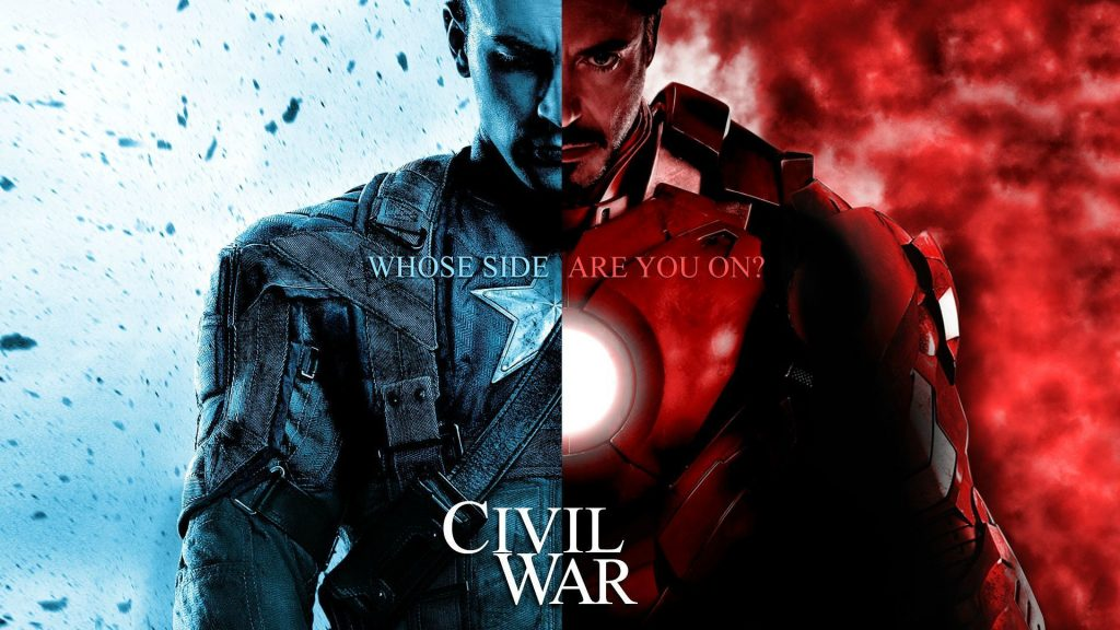 Captain America: Civil War HD Full HD Wallpaper