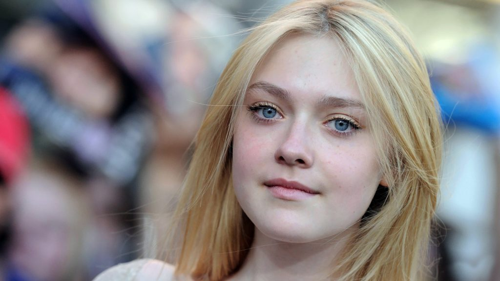 Dakota Fanning HD Full HD Wallpaper