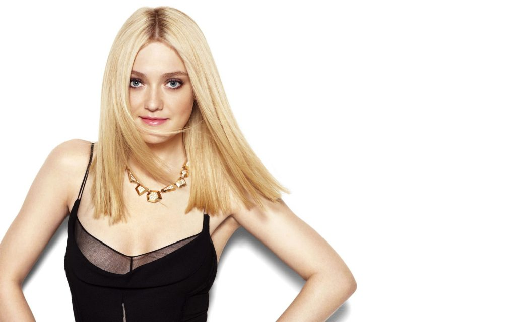 Dakota Fanning HD Widescreen Wallpaper