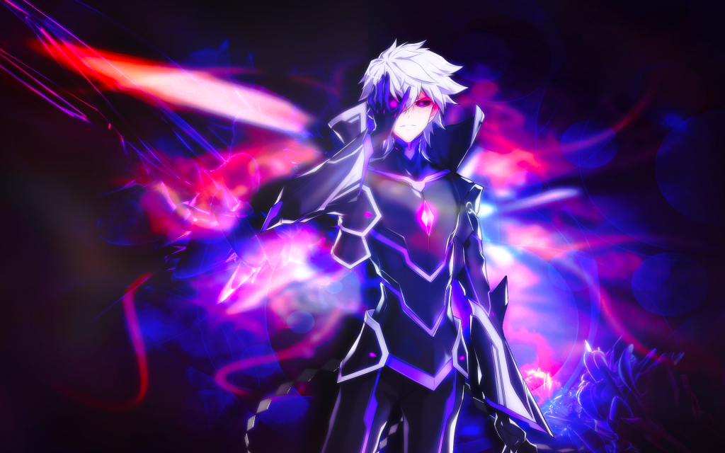 Elsword Widescreen Wallpaper