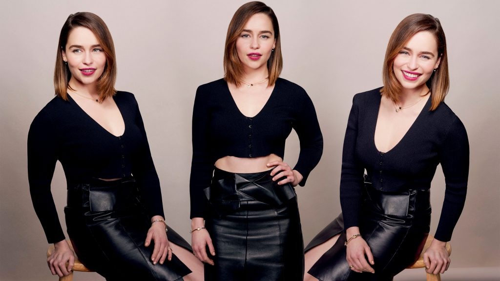 Emilia Clarke HD Quad HD Wallpaper