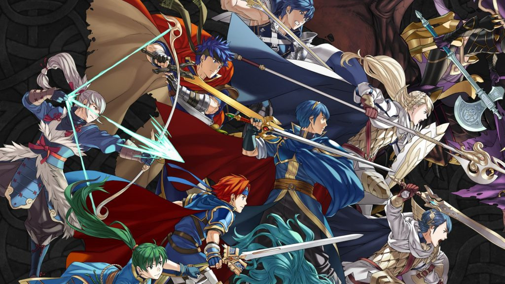 Fire Emblem Heroes Full HD Wallpaper