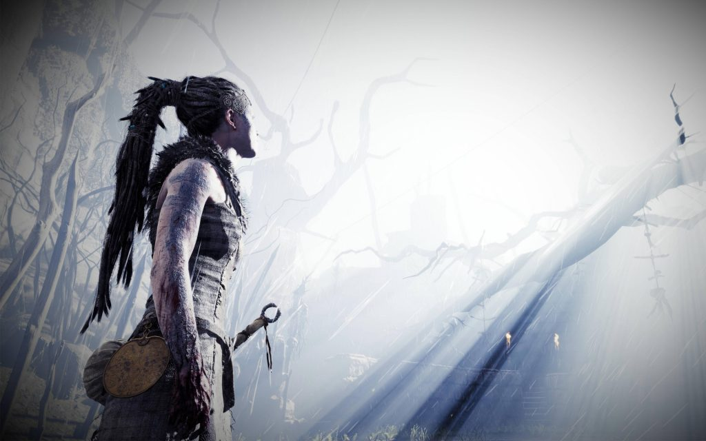 Hellblade: Senua's Sacrifice Widescreen Wallpaper