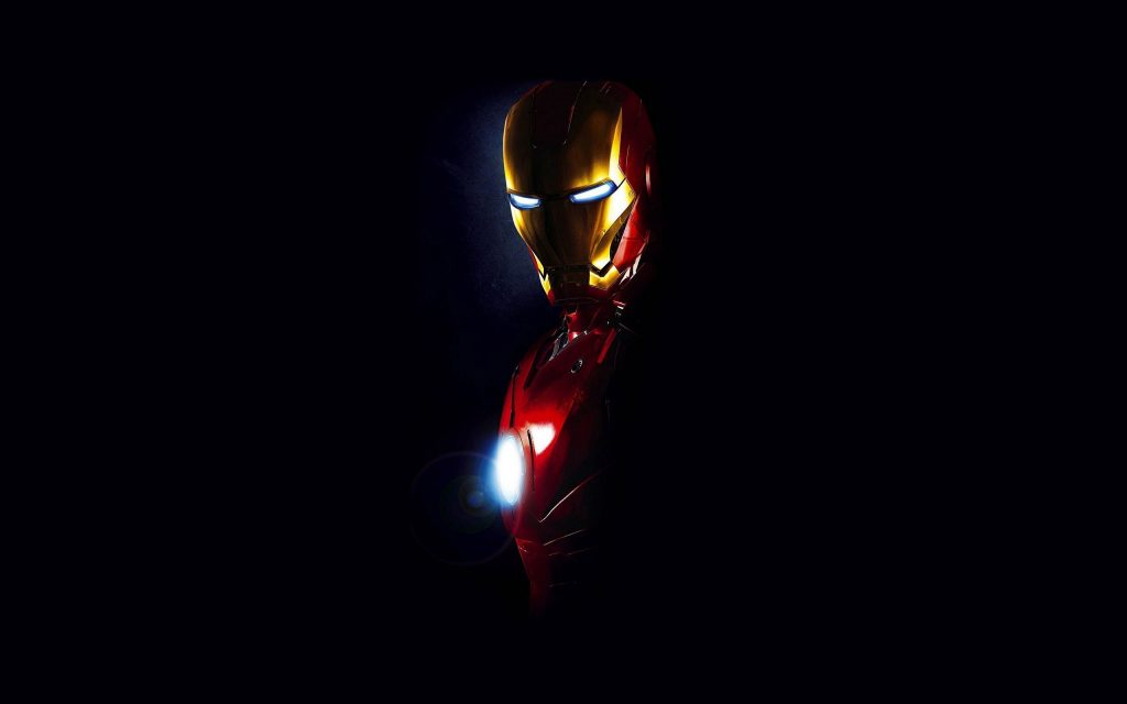 Iron Man HD Widescreen Wallpaper