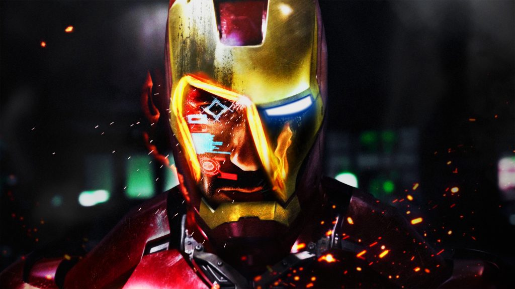 Iron Man HD 4K UHD Wallpaper