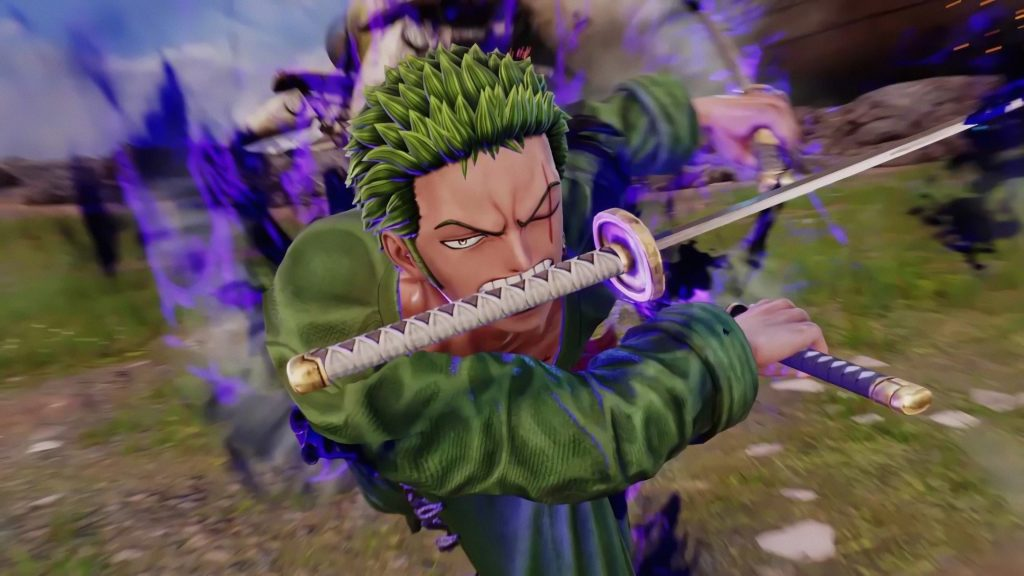Jump Force 4K UHD Wallpaper