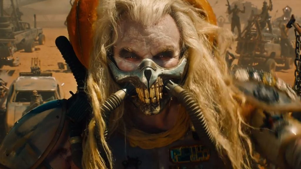 Mad Max: Fury Road HD Full HD Background