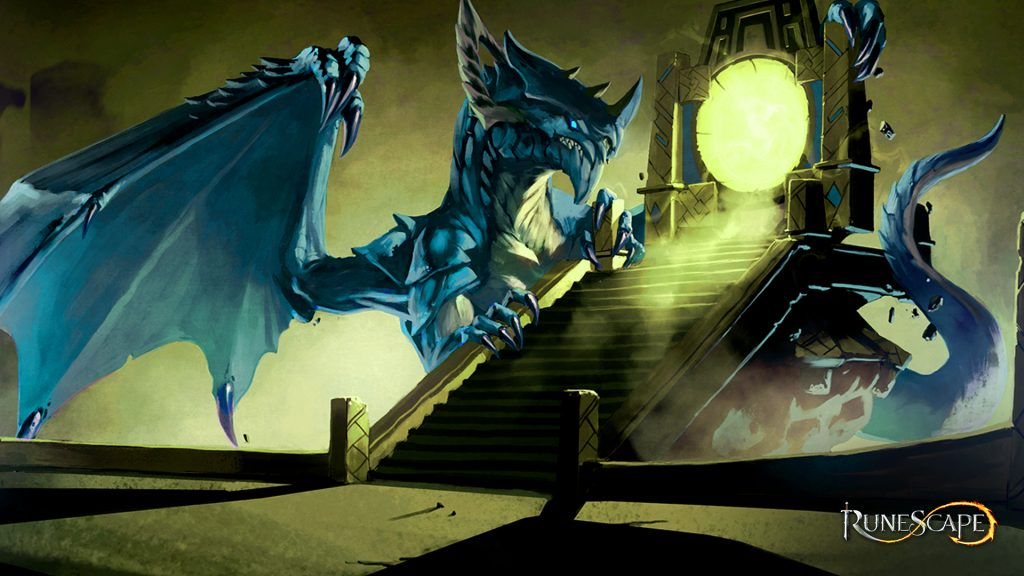 Runescape Full HD Wallpaper