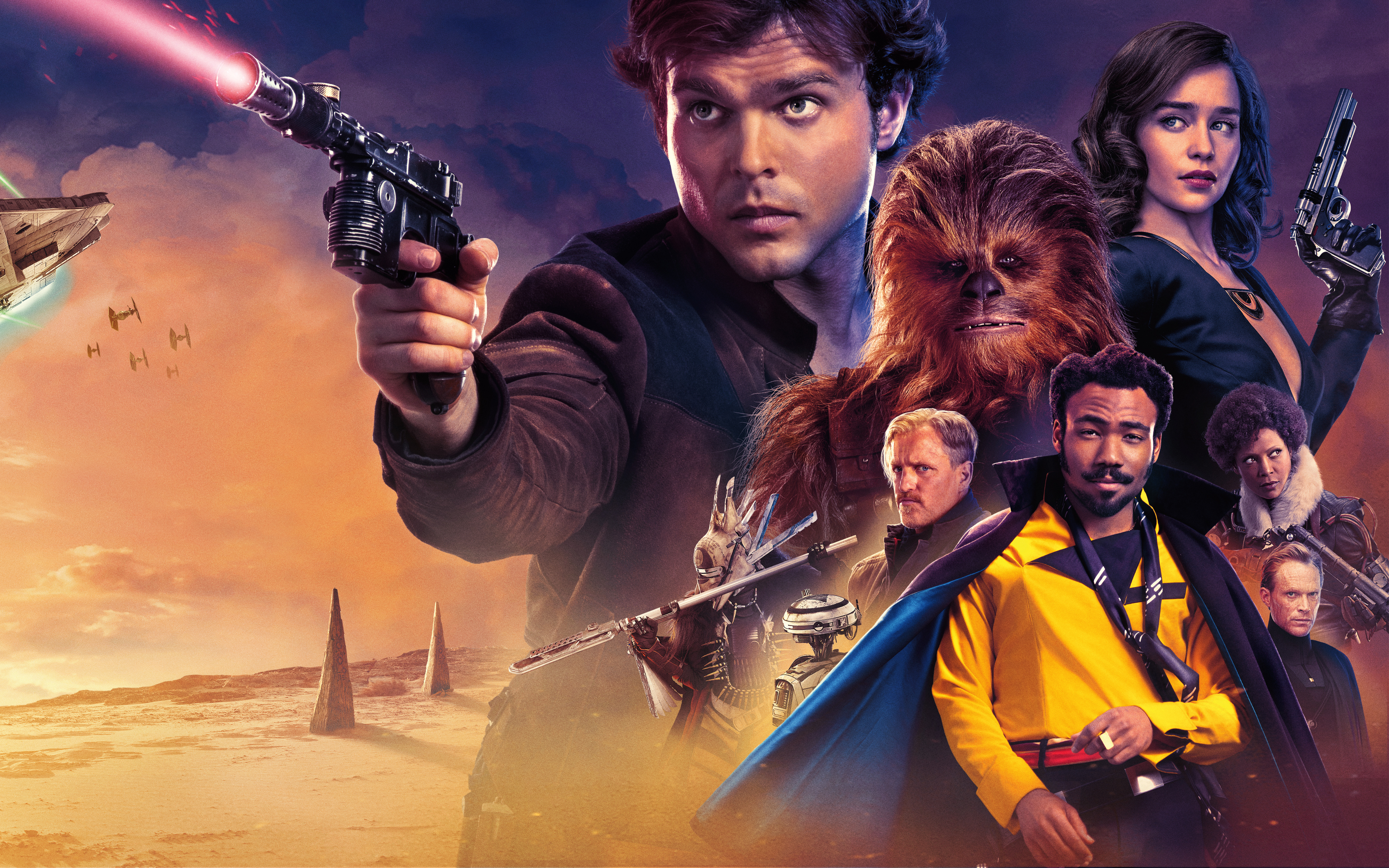 Solo A Star Wars Story Wallpapers Pictures Images