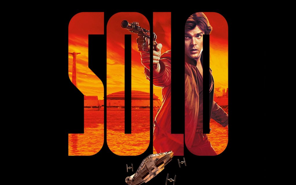 Solo: A Star Wars Story Widescreen Wallpaper