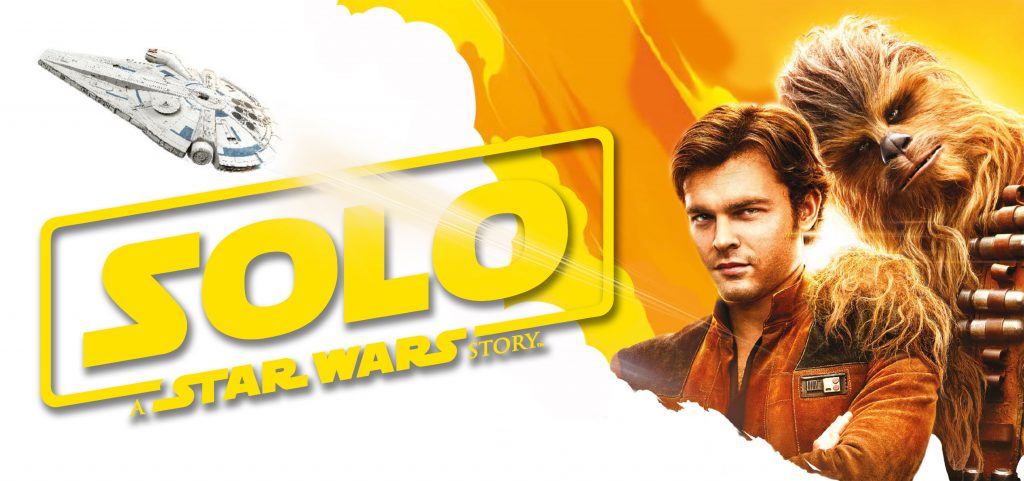 Solo: A Star Wars Story Wallpaper