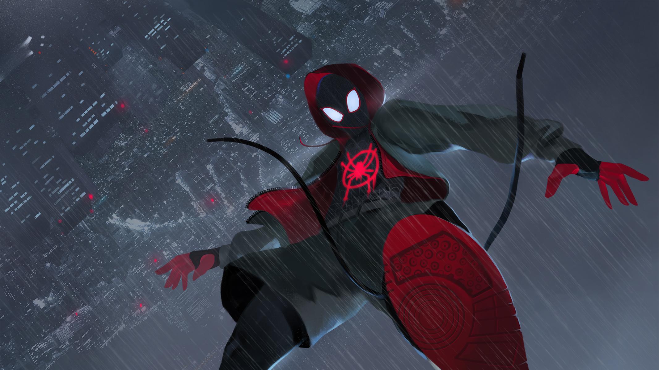 Spider Man Into The Spider Verse Backgrounds Pictures Images